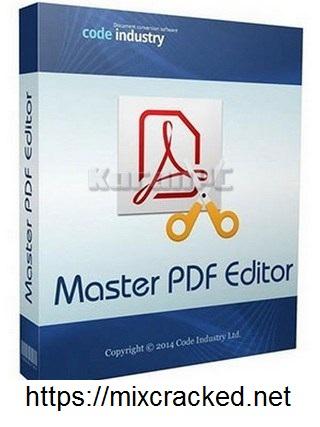 Master PDF Editor 5.7.40 Crack – Registration Code Download