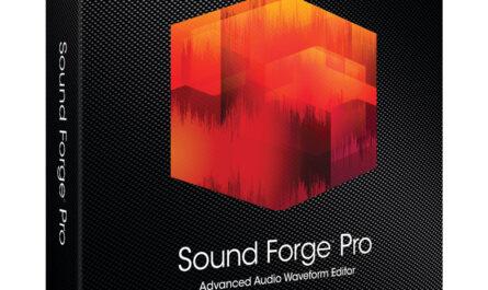 MAGIX Sound Forge Pro 15.0.0.27 Crack Serial Number
