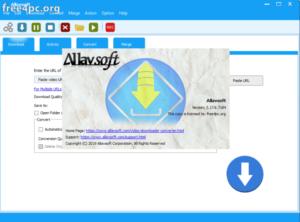 Allavsoft Video Downloader Converter 3.23.4.7759 Crack Plus Portable/macOS