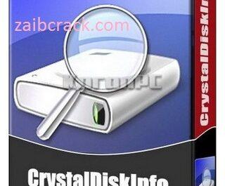 CrystalDiskInfo 8.12.7 Plus Serial Number Free Download 2021