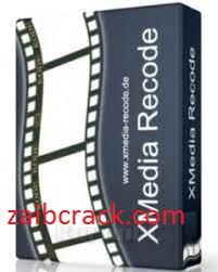 XMedia Recode 3.5.4.5 (64-bit) Crack + License Number Free Download
